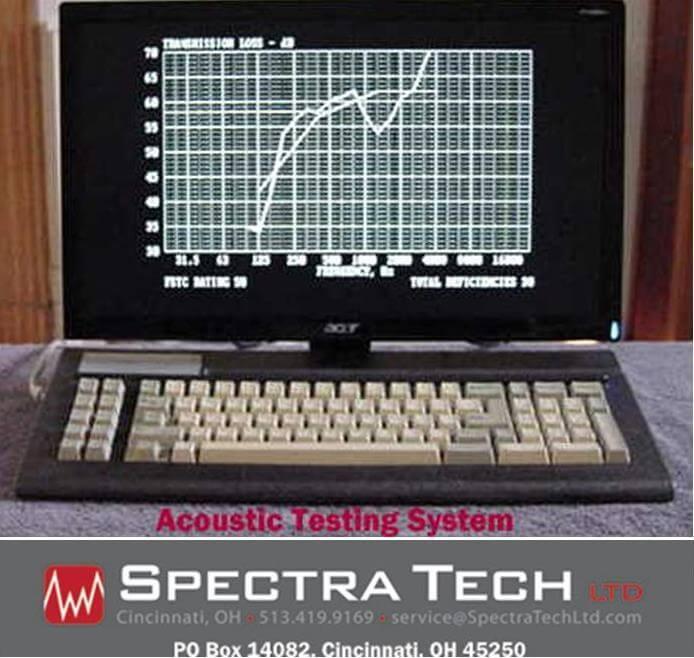 Spectra Tech Ltd Consultant Onsite Testing Acoustics